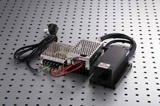 532nm 1.5W Green Laser Module Dot Analog / TTL Modulation 1HZ-30Khz TEC Cooling