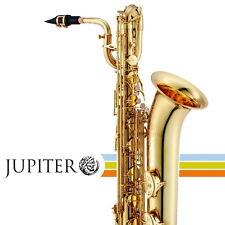 NEW 2017 Jupiter JBS1100 Baritone Saxophone (Upgrade from JBS593) BrassBarn