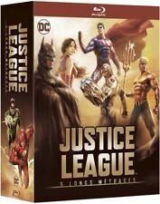 Justice League- The Flashpoint Paradox, Vs. Teen Titans, Throne of Atlantis, War
