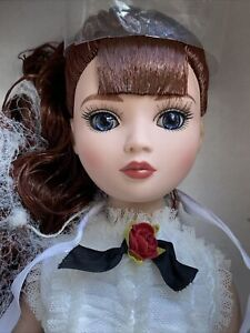 "Tonner Wilde Imagination ELLOWYNE WILDE TOP TIER 16"" Doll NRFB 2015 LE 125"