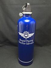 ROYAL FLYING DOCTOR SERVICE CHEEKI 750ml STAINLESS STEEL DRINK BOTTLE