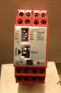 Broyce Control Voltage Monitoring Relay rs part no.629-831