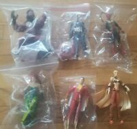 Marvel And Dc Comics Action Figure (Lot of 6)