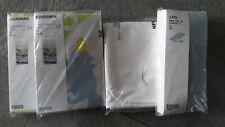 2 Parures de lit enfant bébé 60 x 120 cm Ikea + 2 draps housse parure NEUF alèse