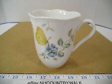 Lenox Dragonfly Butterfly Bumble Bee Coffee or Tea Mug - EUC