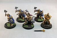 Warhammer Stormcast Liberators Well Painted