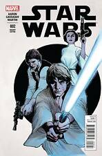 STAR WARS #2 LEINIL FRANCIS YU VARIANT COVER 1:25 MARVEL COMICS 2015