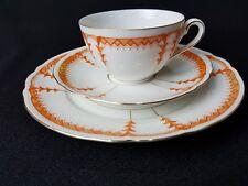 Kaffeegedeck Eduard Haberländer Windischeschenbach 1920 Art Deco Porzellan Tasse