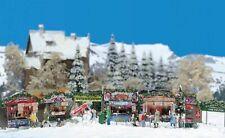 Busch H0 1059 Weihnachtsmarkt Neu