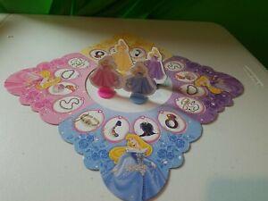 Pretty Pretty Princess Disney Sleeping Beauty 2008 replacement pawns game board