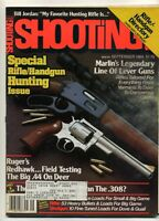 SHOOTING TIMES Magazine September 1984 Special Rifle/Handgun Hunting Issue