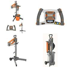 Electric Mortar Dual Paddle Programmable Power Mixer with Stand Mud Grout Smart