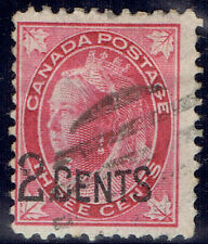 Duplex Used North American Stamps