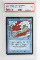 1993 Magic the Gathering MTG Beta Blue Elemental Blast PSA 7 Near Mint