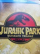 Jurassic Park Ultimate Trilogy BluRay 3 films