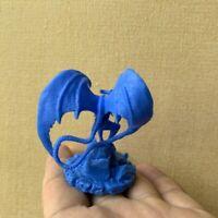 "2.5"" Cthulhu Wars NIGHTGAUNT Game Miniatures Blue Mini Figure Dungeons & Dragon"