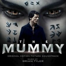 THE MUMMY/DIE MUMIE - ORIGINAL SOUNDTRACK (MUSIC BY BRIAN TYLER) CD NEUF