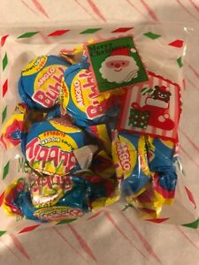 Anglo Bubbly Stocking Filler Bag of Sweets Bubblegum Christmas Gift Bag