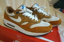 Nike/Atmos air max 1 premium retro QS Size UK 9.5 curry brown trainers