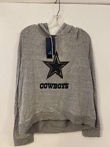 NFL Dallas Cowboys Fanatics Women's Hoodie Sweatshirt NWT Size XXL
