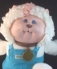 RARE 1985 XAVIER ROBERTS SIGNED APPALACHIAN CABBAGE PATCH KOOSA DOLL KID CAT