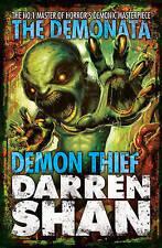 **NEW PB** Demon Thief (The Demonata, Book 2) by Darren Shan (Paperback, 2006)