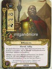Lord of the Rings LCG - #001 Kahliel - Die Mumakil