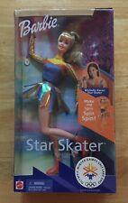 Star Skater Barbie, Michelle Kwan, NRFB 2001