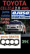 JUNTA CULATA AJUSA 10114700 TOYOTA CELICA Turbo 4wd