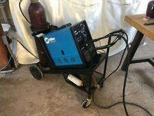 Miller Millermatic 130 Xp Mig Welder 110 V Lightly Used Great Condition