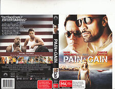 Pain And Gain-2013-Mark Wahlberg-Movie-DVD