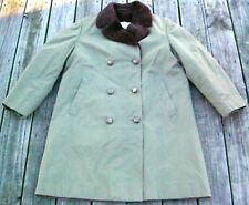 VTG Aquascutum Top Coat with Insulated Lining Gentry of Allentown 42-44 ENGLAND