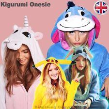 Unicorn Pikachu Kigurumi Anime Cosplay Pyjamas Onesie1 Costume Adult Unisex