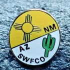 Southwest Fire Council (SWFCO) Arizona / New Mexico Pin