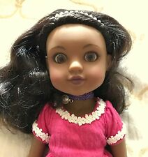 2010 Playmates Hearts For Hearts Nahji from India Doll Retired