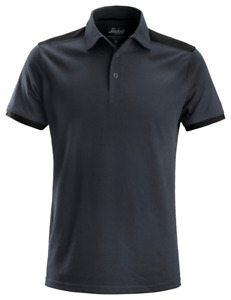 SNICKERS 2715 AW POLO SHIRT STEEL GREY VARIOUS SIZES