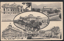 South Africa Postcard - Views of Cape Town Buildings    RT2008