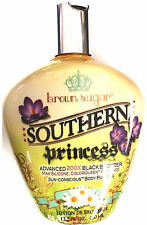 Southern Princess 200X Black Bronzer Indoor Tanning Bed Lotion by Tan Inc.