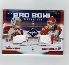 2009 Limited Pro Browl Materials Manning/Gonzalez 7/25!