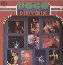 POCO  -  DELIVERIN' epic  S 64204  LP 1970 UK original