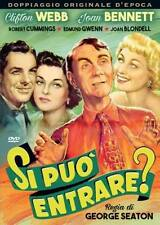 Dvd SI PUO' ENTRARE? - (1950) ** A & R Productions **......NUOVO