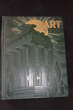 L'art des origines à nos jours. 2 vol. Larousse. 1947