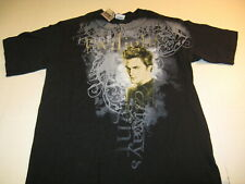 Robert Pattinson Actor Twilight Movie Edward Cullen 2008 T-Shirt New! NWT SMALL
