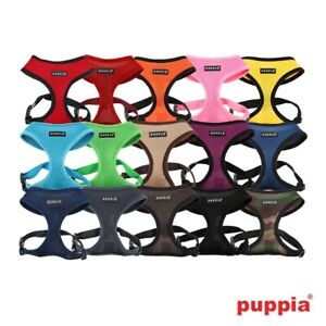 Puppia Air Mesh Soft Harness Dog Puppy GENUINE