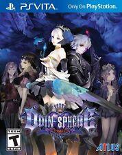 Odin Sphere Leifthrasir [Sony Playstation PS Vita PSV, Anime, Action, RPG] NEW