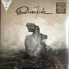 Riverside - Wasteland - 2LP GOLD VINYL  + CD / Etched Side 4 - Inside Out Music