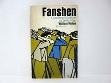 Fanshen: A Documentary of Revolution in a Chinese Village - History/Sociology