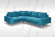 Modern Solid Pattern Left Hand Corner/Sectional Sofas