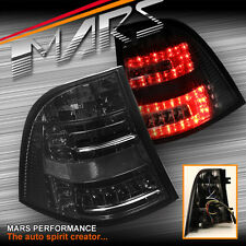 Smoked Black LED TailLight Tail Lights for Mercedes-Benz ML-Class W163 97-05
