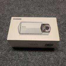 Casio TRYX EX-TR100 exilim 12.1MP Digital Camera White Full HD Movie HDR Photo